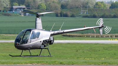 A picture of FHFCK - Robinson R22 Beta II - [3359] - © bruno muthelet