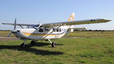 F-GOGR - Gippsland GA-8-TC320 Airvan - France - Sécurité Civile