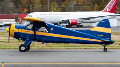 A picture of N341WP -  - [1582] - © Nick Sheeder