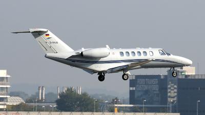 D-IHUB - Cessna 525A CitationJet CJ2 - Sylt Air