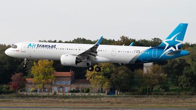 C-GOIE - Airbus A321-271NX - Air Transat