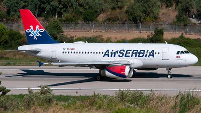 YU-APJ - Airbus A319-132 - Air Serbia