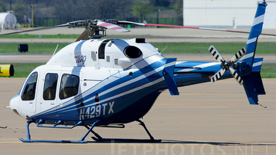 N429TX - Bell 429 - Bell Helicopter Textron