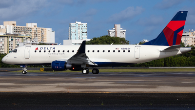 N308SY - Embraer 170-200LL - Delta Connection (SkyWest Airlines)