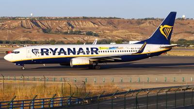 EI-EMF - Boeing 737-8AS - Ryanair
