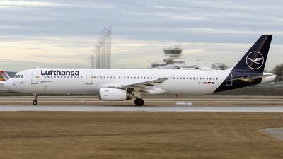 A picture of DAIDE - Airbus A321231 - Lufthansa - © Loredana Cioclei