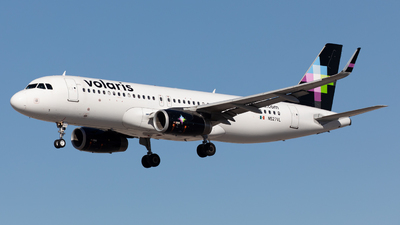 A picture of N527VL - Airbus A320233 - Volaris - © Gilles ASTRE