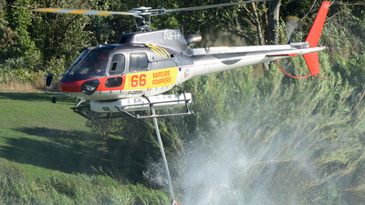 A picture of FGPDF - Airbus Helicopters H125 - [3290] - © Xevi