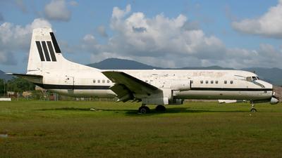 9Y-THO - NAMC YS-11A-600 - Air Caribbean