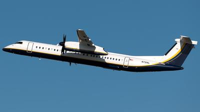 A picture of N721AL - De Havilland Canada Dash 8400 -  - © Brad T