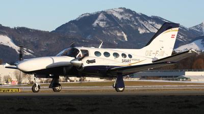OE-FAW - Cessna 425 Conquest I - Private