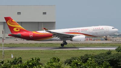 B-LNL - Airbus A330-243 - Hong Kong Airlines
