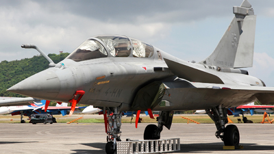 319 - Dassault Rafale B - France - Air Force
