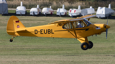 D-EUBL - Piper PA-18-150 Super Cub - Private