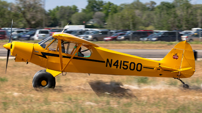 N41500 - Piper PA-18-150 Super Cub - Private