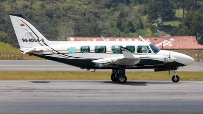 HK-4058-G - Piper PA-31-350 Navajo Chieftain - Private