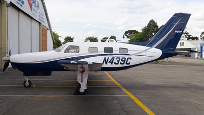 A picture of N439C - Piper PA46R350T Malibu Matrix - [4692213] - © Lucas Gabardo