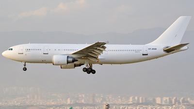 EP-MNM - Airbus A300B4-605R - Mahan Air