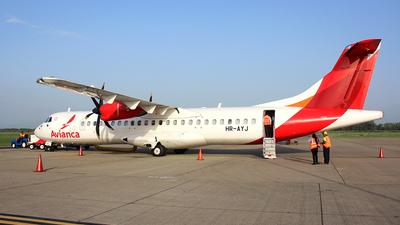 HR-AYJ - ATR 72-212A(600) - Avianca