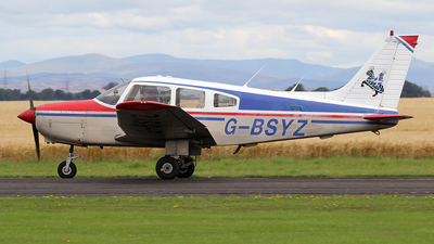 G-BSYZ - Piper PA-28-161 Warrior II - Private