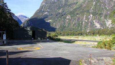 NZMF - Airport - Ramp