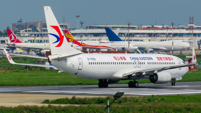 B-7592 - Boeing 737-89P - China Eastern Airlines