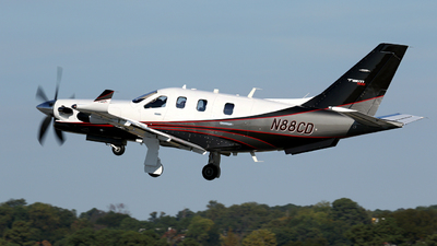 A picture of N88CD - Socata TBM900 - [1027] - © Kevin Porter