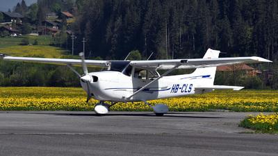 A picture of HBCLS - Cessna 172P - [17276640] - © Mirko Bleuer