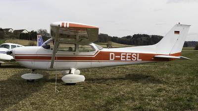 D-EESL - Reims-Cessna FR172J Reims Rocket - Private