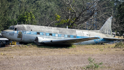 510 - Douglas C-47A Skytrain - Guatemala - Air Force