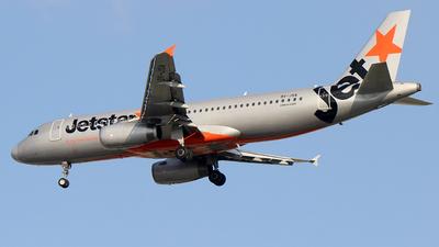 9V-JSA - Airbus A320-232 - Jetstar Asia Airways