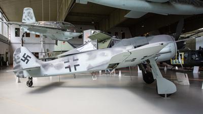 5 - Focke-Wulf Fw190A-8 - Germany - Air Force