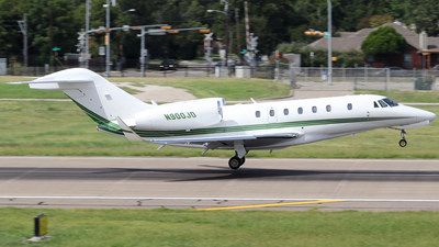 N900JD - Cessna 750 Citation X - Private