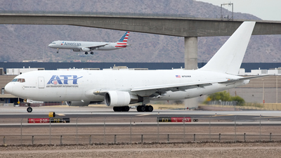 N791AX - Boeing 767-281(BDSF) - Air Transport International (ATI)