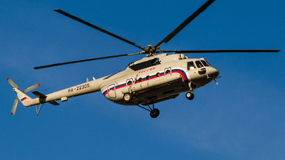 RA-22305 - Mil Mi-8AMT Hip - Rossiya Airlines