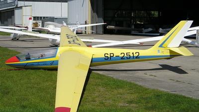 SP-2512 - SZD 24C Fóka - Aero Club - Warszawski
