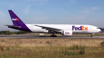 N896FD - Boeing 777-FS2 - FedEx