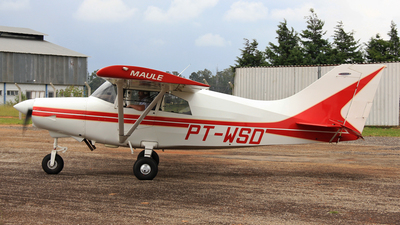 PT-WSD - Maule MXT-7-180A - Private