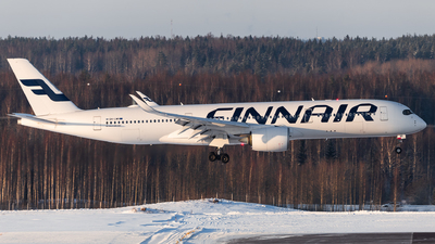A picture of OHLWN - Airbus A350941 - Finnair - © Christian Ström - espoospotter