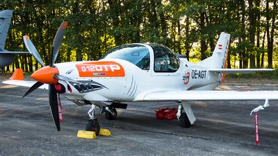 OE-AGT - Grob G120TP - Grob Aircraft