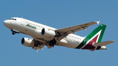 EI-IMD - Airbus A319-112 - Alitalia