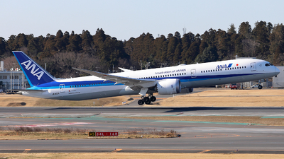 JA900A - Boeing 787-10 Dreamliner - All Nippon Airways (ANA)