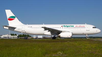LZ-LAB - Airbus A320-231 - Bulgarian Air Charter (BAC)