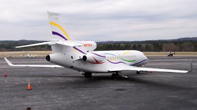 N711PV - Dassault Falcon 7X - Private