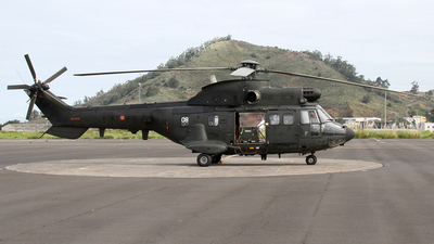 HT.21-10 - Aérospatiale AS 332B Super Puma - Spain - Army