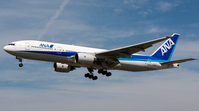 JA8199 - Boeing 777-281 - All Nippon Airways (ANA)