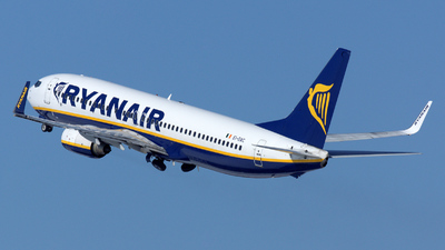 EI-DAC - Boeing 737-8AS - Ryanair
