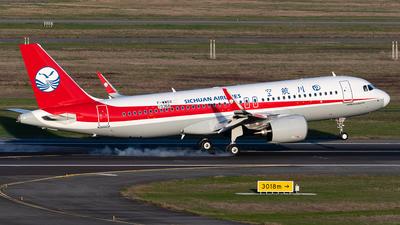 F-WWDX - Airbus A320-271N - Sichuan Airlines