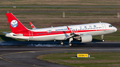 A picture of FWWDX - Airbus A320200N - Airbus - © DN280
