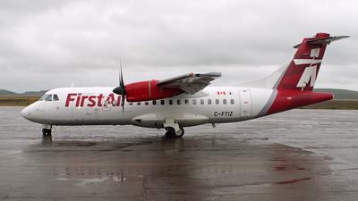 A picture of CFTIZ - ATR 42500 - Canadian North - © Peter Kesternich
